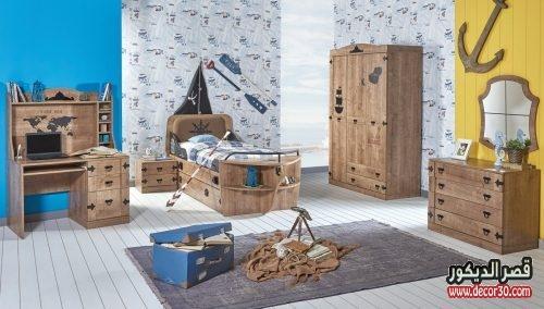 صور تصاميم غرف نوم اولاد