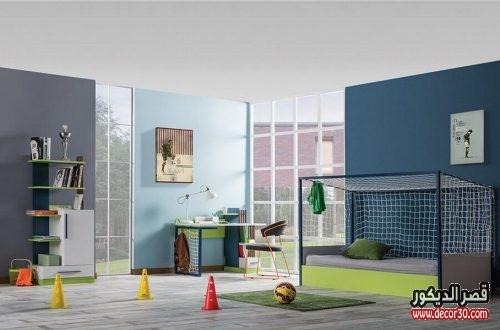 صور تصميمات غرف نوم اولاد