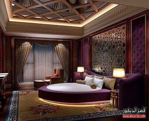 صور ديكورات غرف نوم مودرن