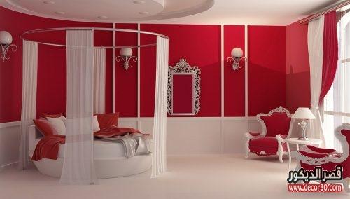 صور غرف النوم للعرسان