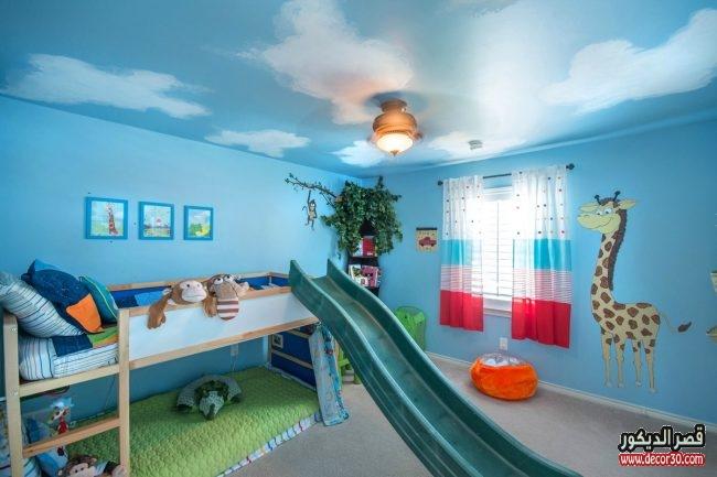 غرف نوم أطفال جديدة بالصور