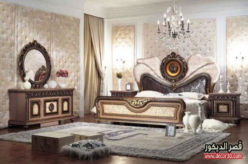 صور غرف نوم تركية حديثة