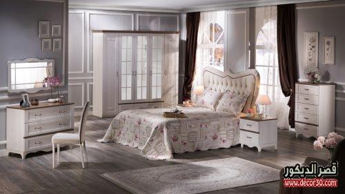 صور غرف نوم حديثة كاملة