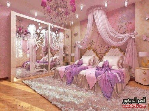 صور غرف نوم كلاسيك للعرسان