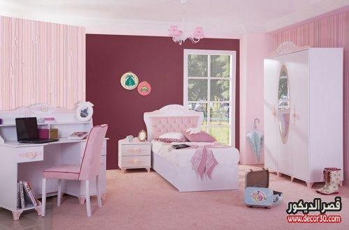 صور غرف نوم للبنات الكبار