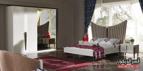 صور غرف نوم للعرسان كامله