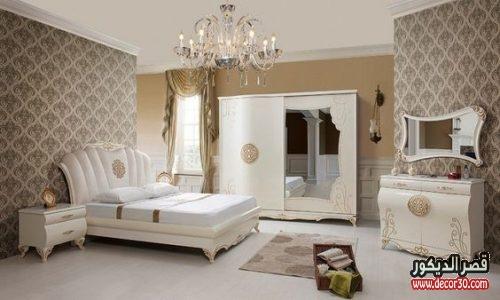 صور غرف نوم للعرسان 2018