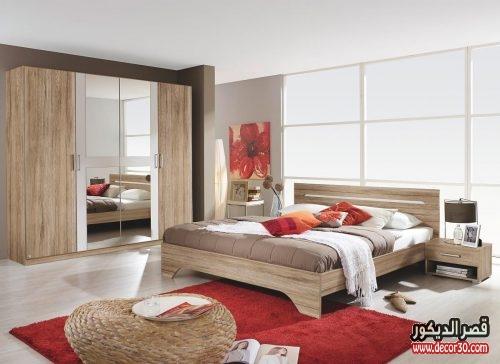 صور كتالوج غرف نوم مودرن كاملة