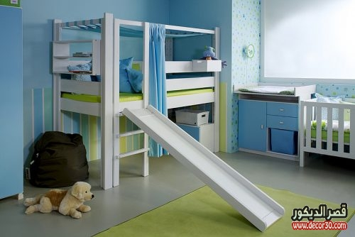 غرف اطفال اولاد سراير دورين