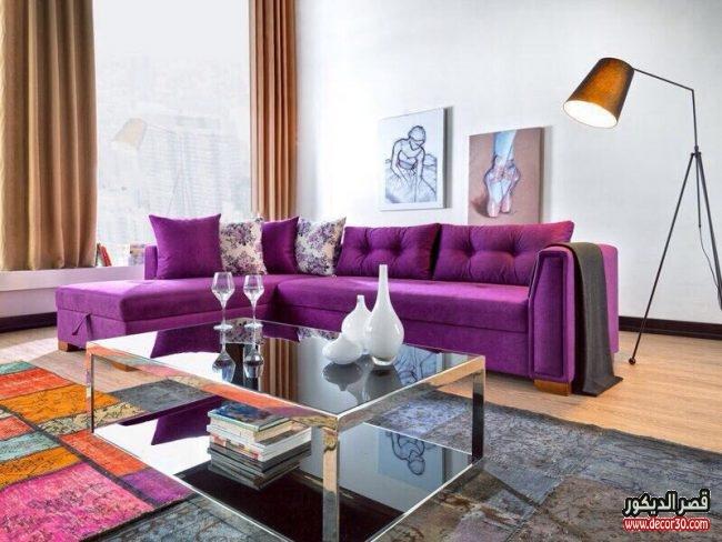 غرف معيشة تصميمات حصرية