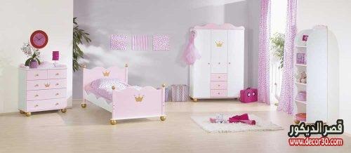 غرف نوم اطفال بنات فخمة جدا