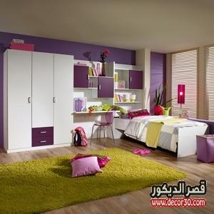 غرف نوم اطفال بنات موف