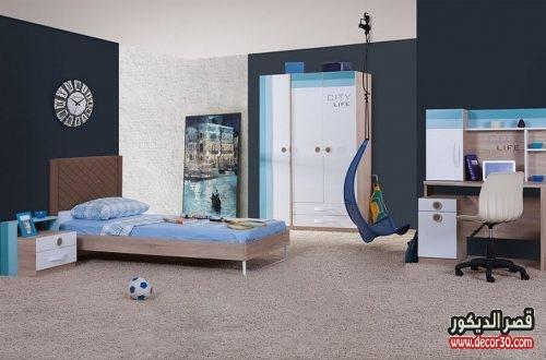 غرف نوم اولاد