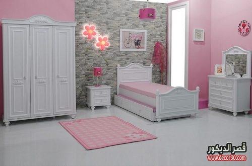 غرف نوم للبنات كاملة