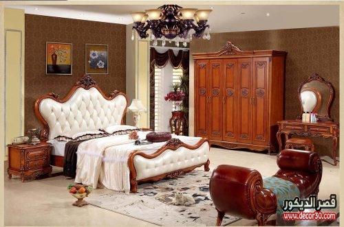 غرف نوم مودرن جلد