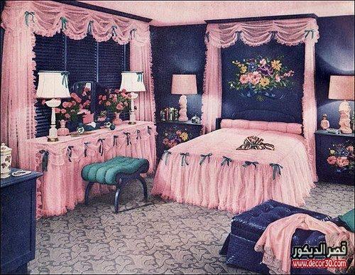 غرف نوم مودرن كلاسيك