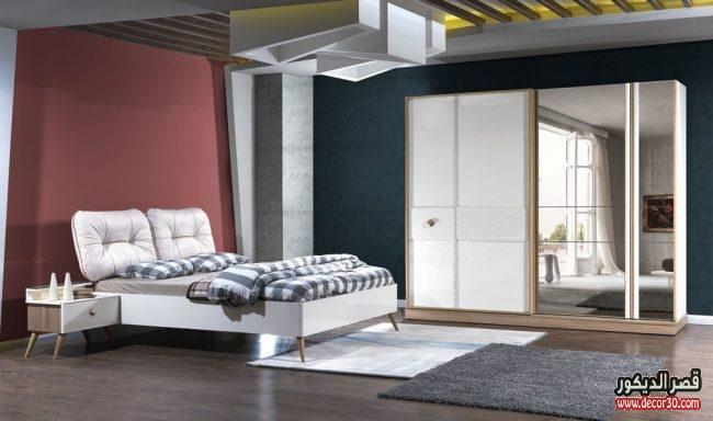 غرف نوم تصميمات حصرية