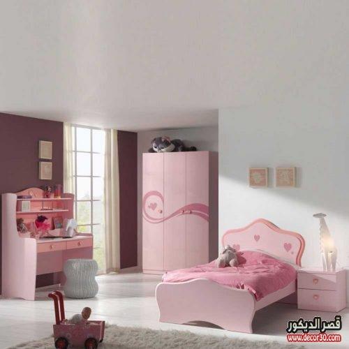 اجمل غرف نوم بنات
