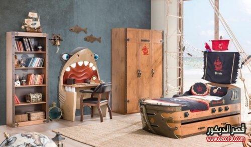 احدث تصاميم غرف نوم اطفال