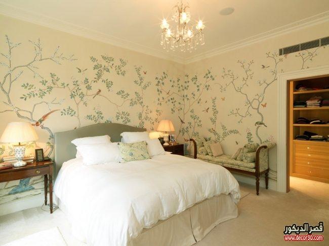 الوان ورق جدران حصرية للغرف