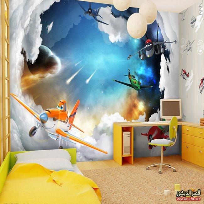 صور ورق جدران لغرف أطفال حصرية