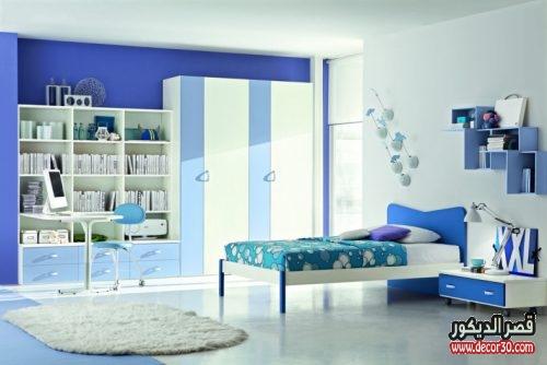 تصميمات غرف نوم اولاد