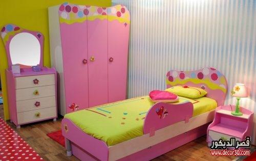 احدث الوان دهانات غرف الاطفال للحوائط