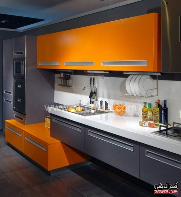 Kitchen colors Alumital 2018