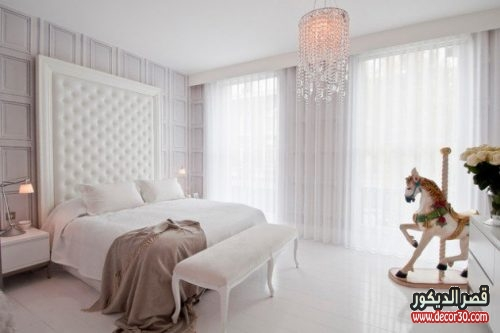 ستائر غرف النوم للعرائس 2017