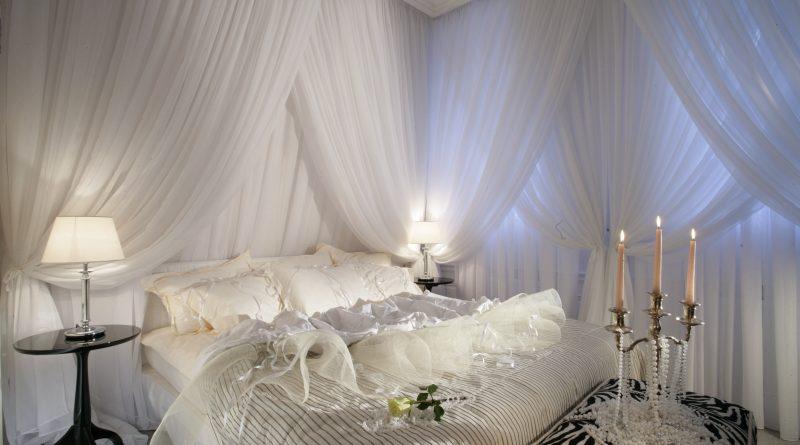 ستائر غرف النوم للعرائس 2018