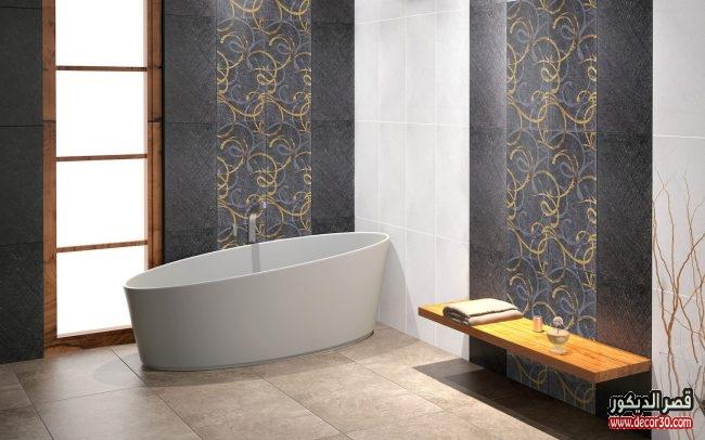 تصاميم سيراميك حمامات حصرية