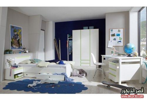 صور اثاث غرف نوم اطفال ايطالي