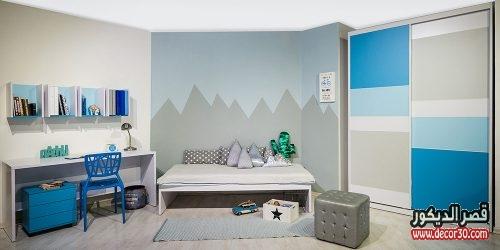 صور اشكال غرف نوم اطفال 2018