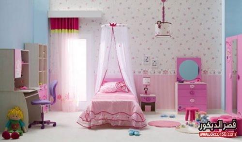 صور الوان حوائط غرف اطفال