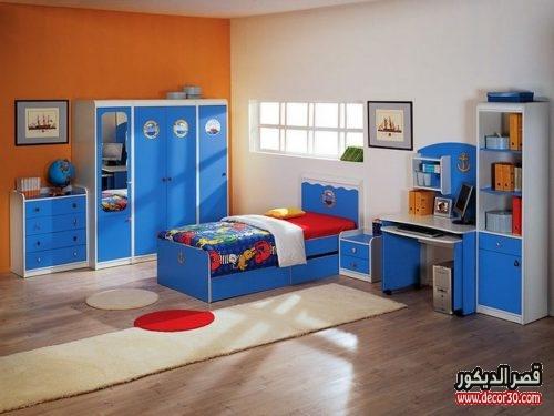 صور غرف اطفال نوم