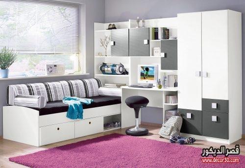 صور غرف نوم اطفال ايطالى
