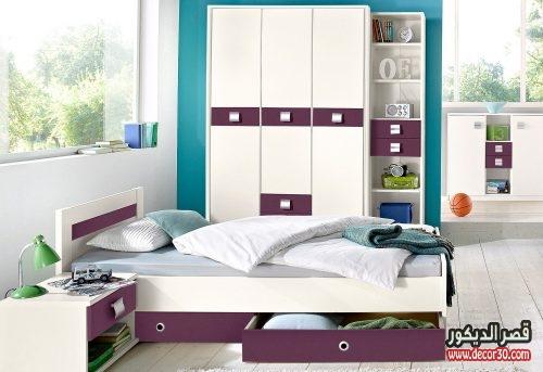 صور غرف نوم اطفال ايطالية