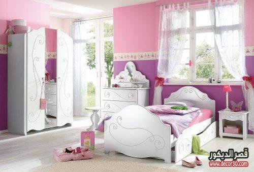 صور غرف نوم اطفال بنات روعه