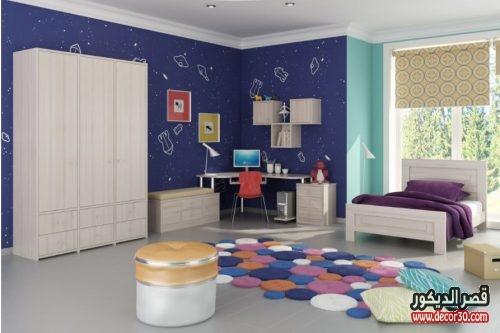 صور غرف نوم اطفال مودرن دمياط