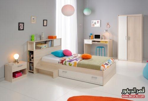 اوض نوم اطفال 2018 احدث 60 تصميم لغرف اطفال   قصر الديكور