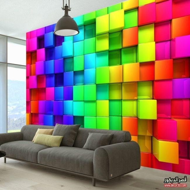ورق جدران ثلاثي الابعاد كتالوج اشكال