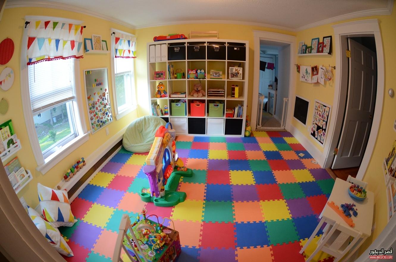 Игровая комната для детей фото