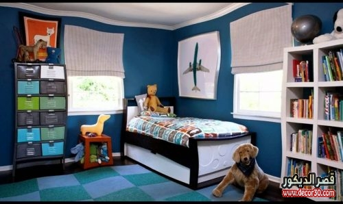 bedroom-ceiling-ideas-imanada-incredible-blue-color-schemes-for