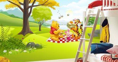 ورق حائط للاطفال