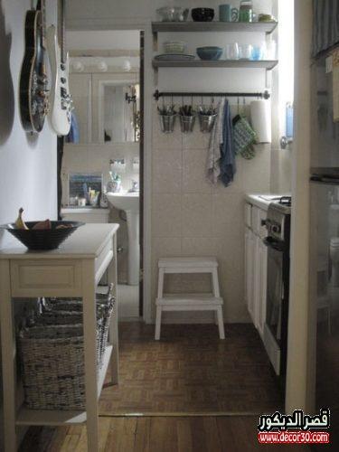افكار لتظيم المطبخ بالصور