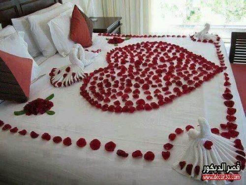 افكار لتزيين غرف النوم للمتزوجين بالصور