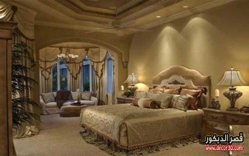 افكار لتزين غرف النوم