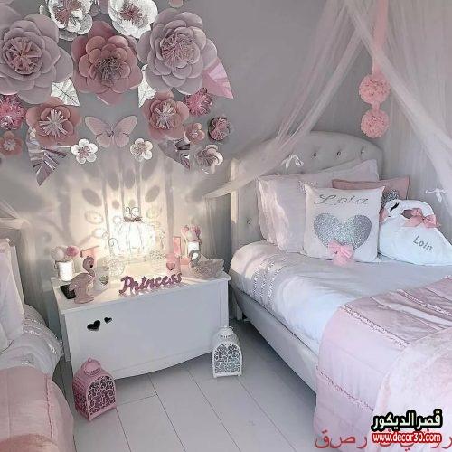 افكار لتزيين غرف النوم يدوية