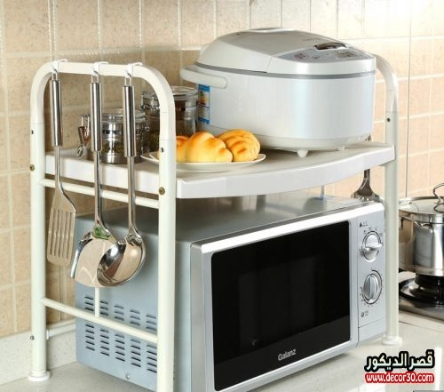تنظيم المطبخ الصغير