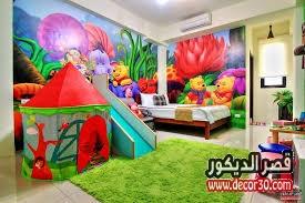 دهانات غرف اطفال 2018